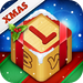 Letter Blocks 3D Christmas - Xmas Word Game with Vocabulary in 5 Langu