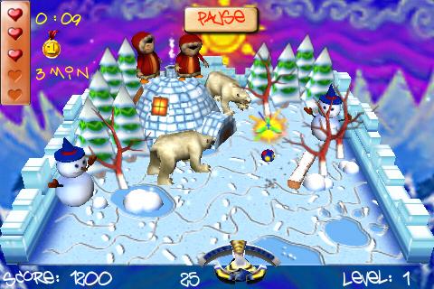 Screenshot magicball3D ice