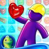 Big Fish Games, Inc - Конфетки! Лучшая бесплатная игра-головоломка на сопоставление конфеток! обложка